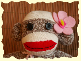 Sock Monkey Fun!
